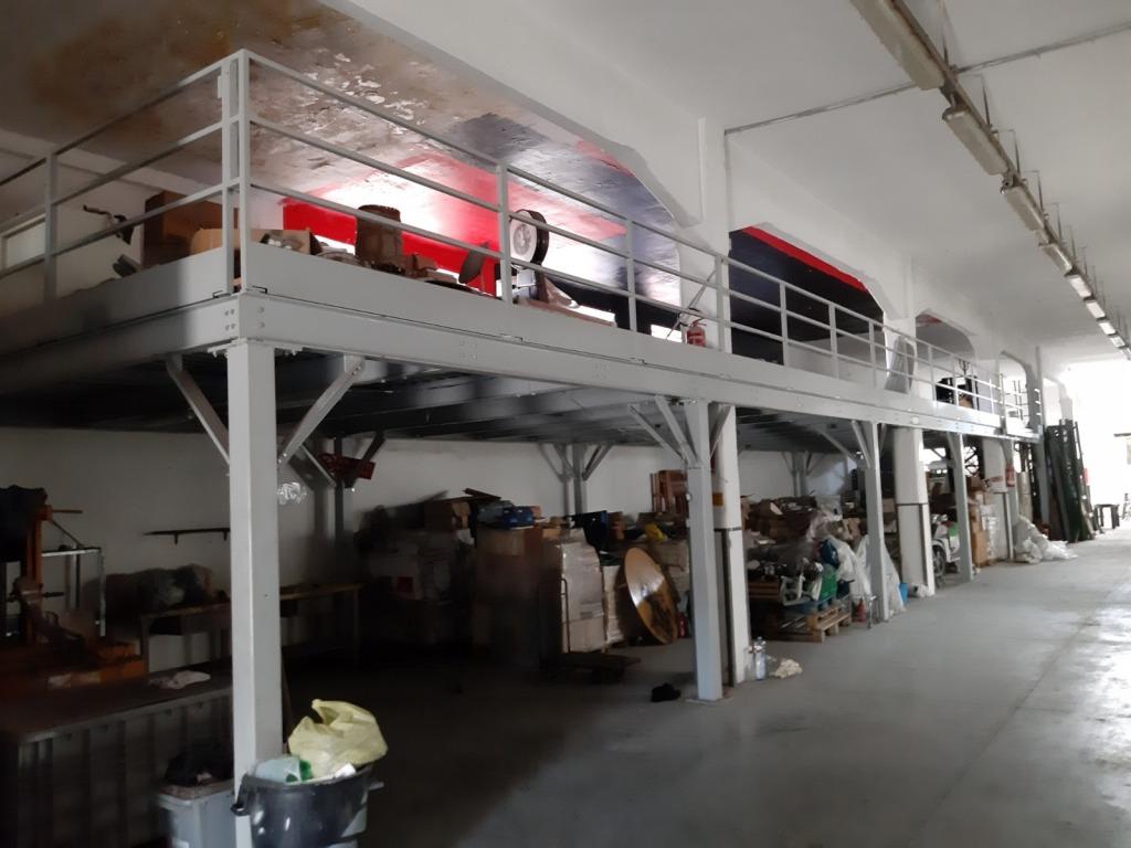 Reggiani Scaffalature Metalliche.Soppalchi Rodel Italia Srl Centro Scaffali Bologna