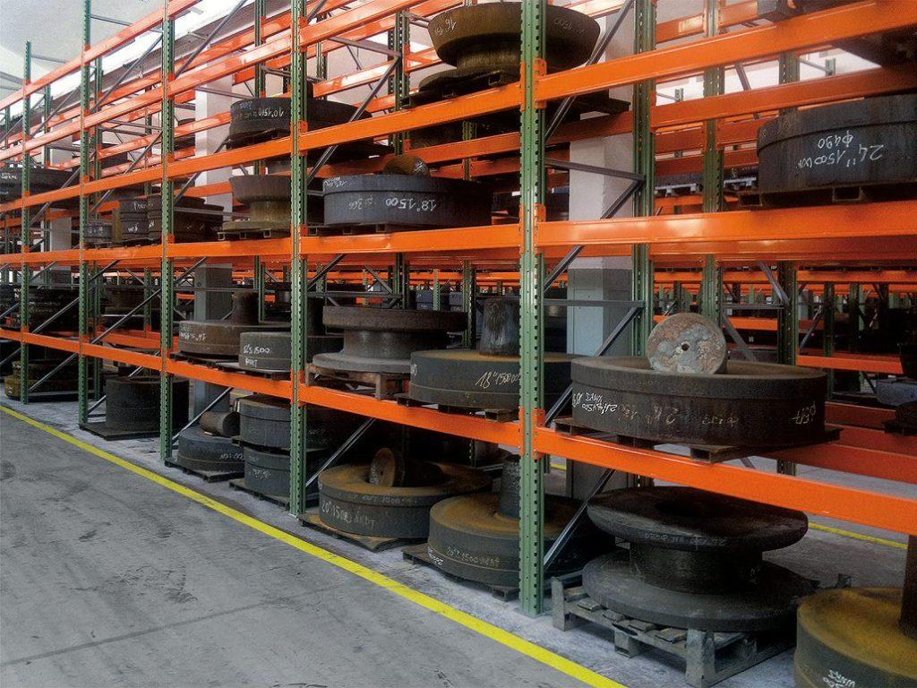Reggiani Scaffalature Metalliche.Porta Pallet Rodel Italia Srl Centro Scaffali Bologna